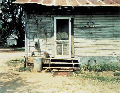 White Door, Near Stewart, Alabama