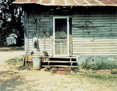 White Door, Near Stewart, Alabama