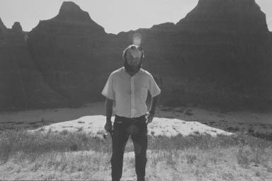 Bad Lands, South Dakota, 1972