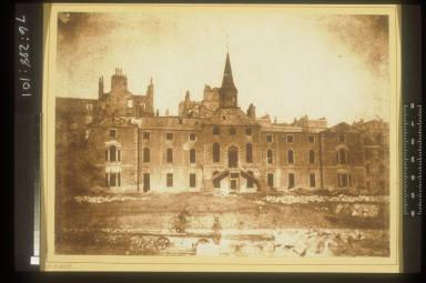 Orphan's Hospital 1845