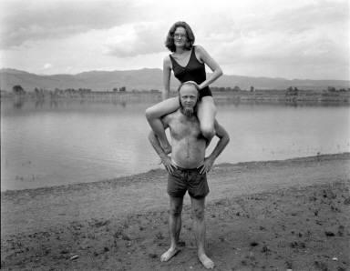 G.M. [Gary Metz] & B.F. Boulder, Colorado