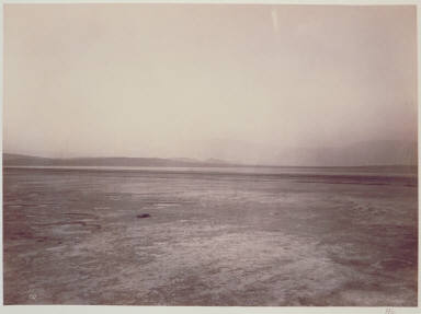 Great Salt Lake, from Station ? C. P. R. R.