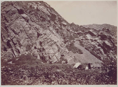 Cottonwood Canon, Wahsatch Mountains
