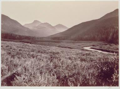 Upper Bear River, Wyoming Territory