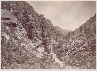 American Fork Canon, Wahsatch Mountain