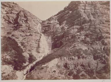 Provo Falls, Provo Canon, Wahsatch Mountains