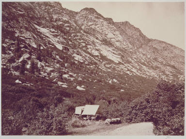 Little Cottonwood Canon, Wahsatch Mountains