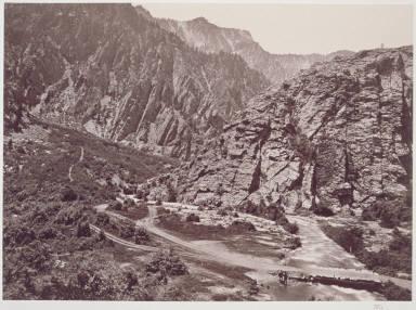 Great Cottonwood Canyon, Wahsatch Mountains