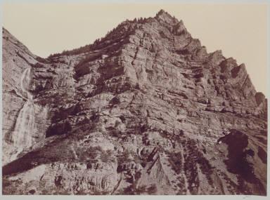 Provo Falls, Provo Canyon Wahsatch Mountains