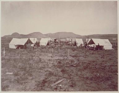 Camp at Salt Lake City