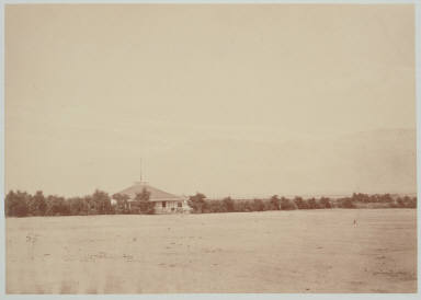 View of Camp Independence