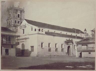 Cathedral, Cartagena.