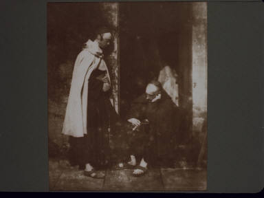Messrs. Leitch & Johnston[sic] as Monks
