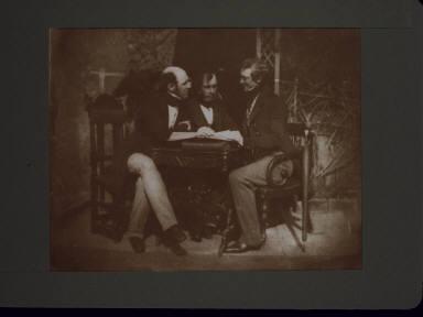 Messrs. Balfour, Douglas & Capt. Hamilton