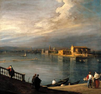 A View from the Fondamenta Nuova Looking Towards Murano
