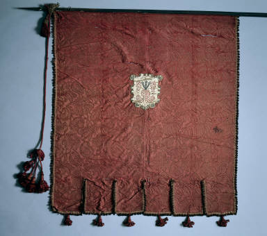 Banner with Medallions of Christ's Passion (banner)