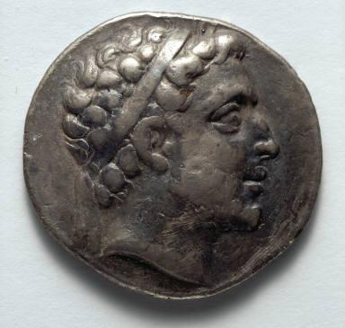 Didrachm: Royal Head (obverse)