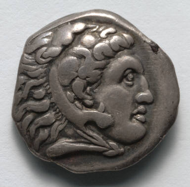 Rhodian Drachma: Heracles (obverse)