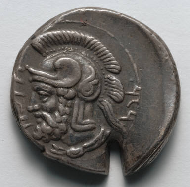 Stater: Ares (reverse)