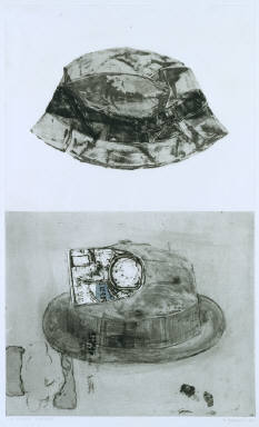 Two Hats with Tin Two