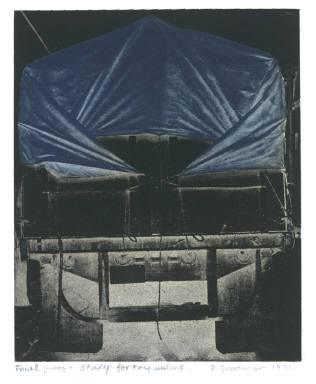 Study for Tarpaulins One