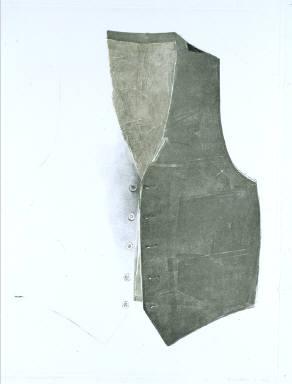 Vest Nine with Pencil