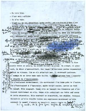 Gilbert's Manuscript Two: Agnes