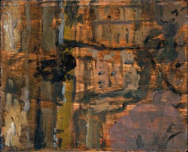 From the Studio Window, Quai des Grands-Augustins