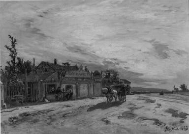 A Roadside Tavern