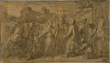 Meeting of Two Kings