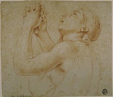 [Praying Magdalene, Praying Woman: The Magdalene]