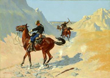 The Advance-Guard, or the Military Sacrifice