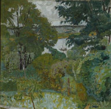 [The Seine at Vernonnet, The Seine at Vernon, La Seine á Vernonnet]