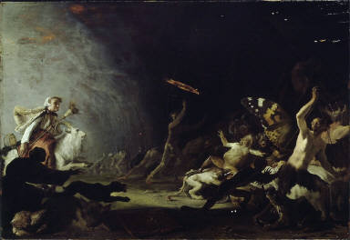 A Witches' Sabbath