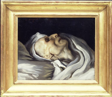 After Death, Study of a Severed Head