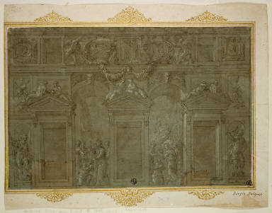 Design for a Façade Decoration