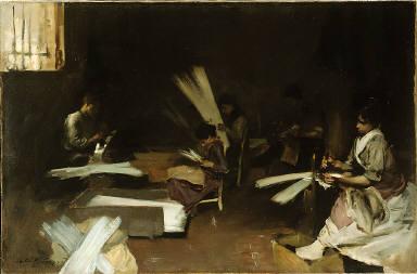 Venetian Glass Workers