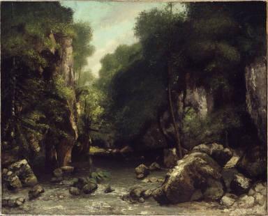 The Valley of les Puits-Noir