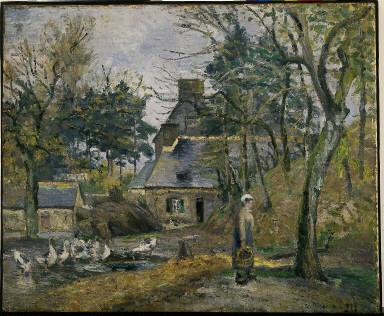 Farm at Montfoucault
