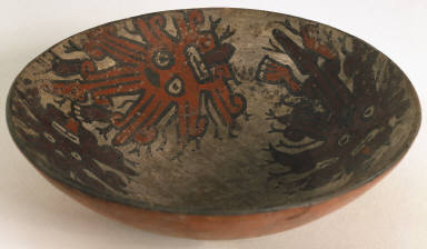 Bowl with Four Proliferated Motifs