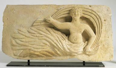 Relief of a Nereid