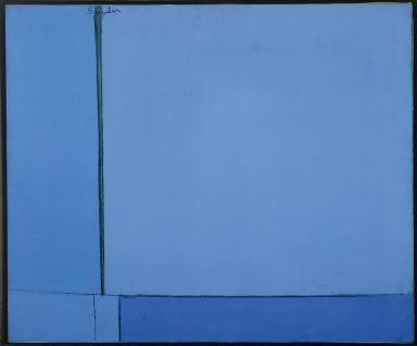 Composition - Blue