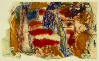 Diagonal Girl Against the Flag