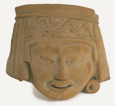 Smiling Head