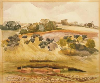 Landscape Near Assington