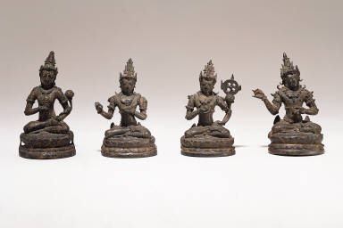 Four Vajra-Deities