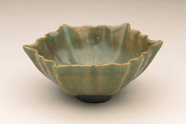 Leaf-Shaped Cup