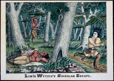 Lewis Wetzel's singular Escape