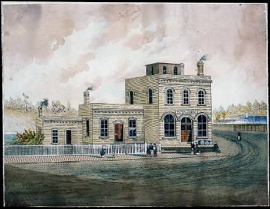 Building of Peter Jones, Manister