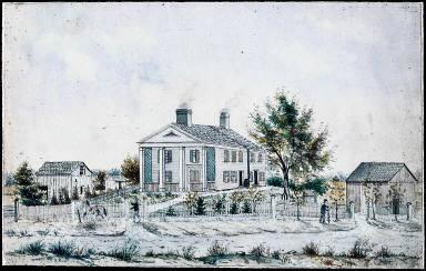 The Old Arthur Homestead, East Northport, L.I.